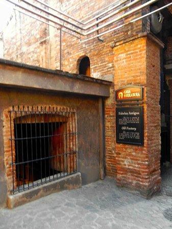 Tequila Herradura: Original oven