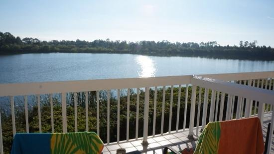 Hampton Inn Port Charlotte / Punta Gorda: view from a balcony room