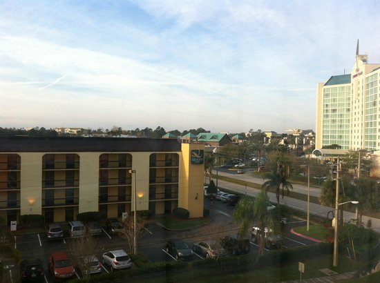 Country Inn & Suites By Carlson, Orlando : Vista do quarto