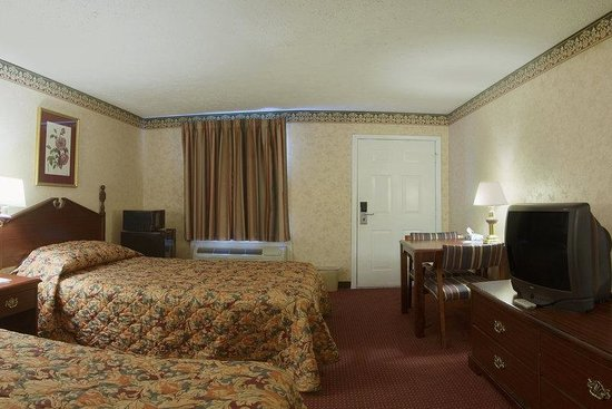 Americas Best Value Inn & Suites: Standard Double