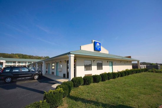 Americas Best Value Inn Ardmore/Elkton: Exterior