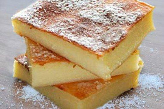San Giorgio di Nogaro, Italy: IL Migliaccio dolce tipico Campano per Carneevale