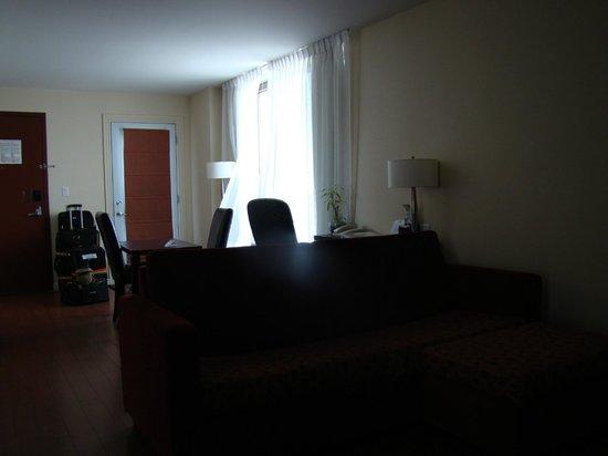 蒙特婁機場智選假日套房飯店照片