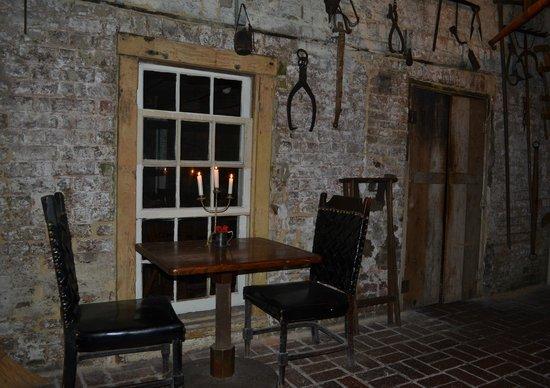 Wayside Inn: The Oldest Room at the Inn