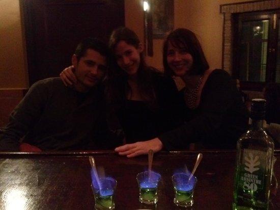 Bar Poe : Ein wunderschöner Abend in einer tollen Bar