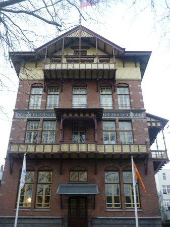 Stayokay Hostel Amsterdam Vondelpark: Stayokay Vondelpark