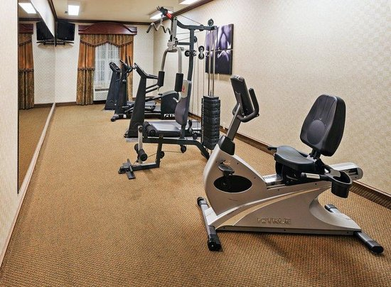 Country Inn & Suites By Carlson, Amarillo I-40 West: CIS Amarillo Fitness Room