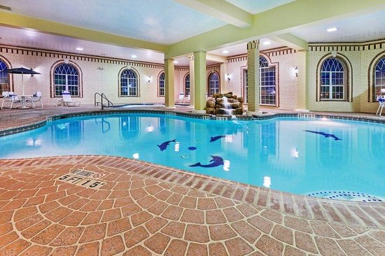 Country Inn & Suites By Carlson, Amarillo I-40 West: CIS Amarillo Pool