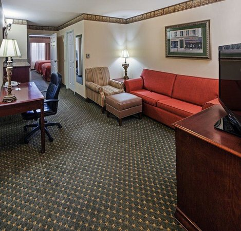 Country Inn & Suites By Carlson, Amarillo I-40 West: CIS Amarillo Double Room
