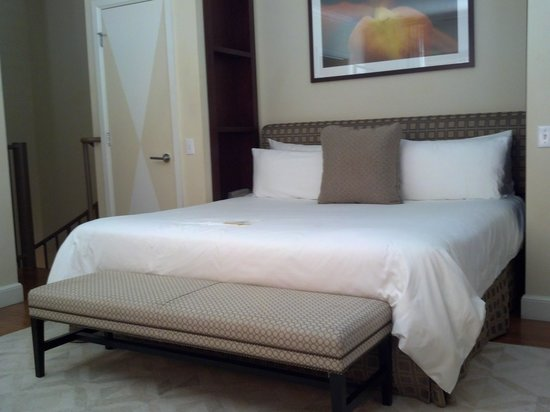 The Angler's Hotel: Comfy Bed