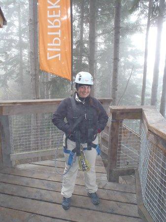 Ziptrek Ecotours: Safety first