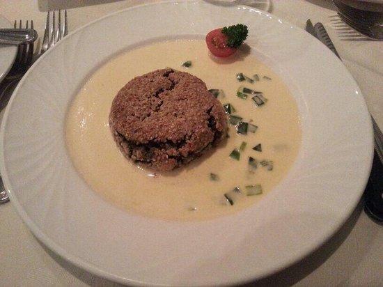 Dubh Prais : Haggis, delicioso!!!