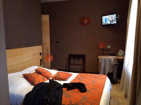 Hotel Villa les Bains: Ch