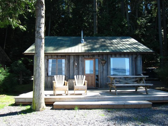 Beach Haven Resort: two bedroom cabin