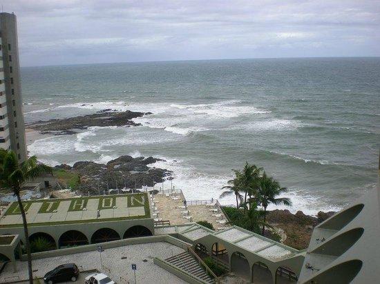Bahia Othon Palace: vista do quarto