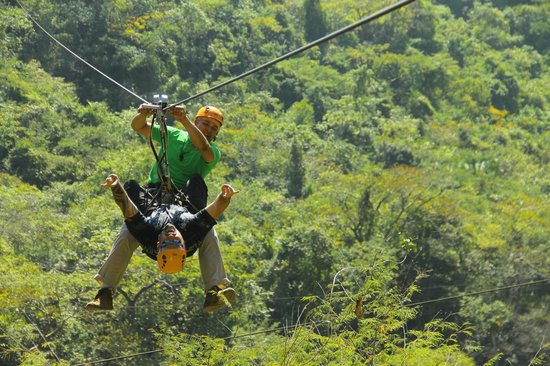 Canopy River : Only for the brave ;)
