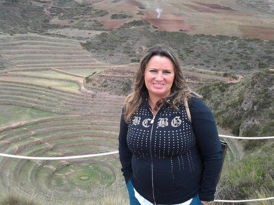 Moray : uma das melhores atrções do Valle Sagrado