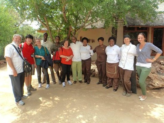 Morukuru Family Madikwe: our friendly staff