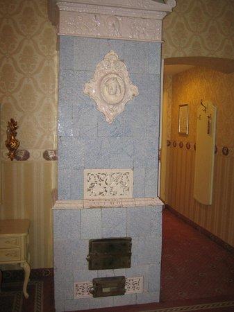 Pertschy Palais Hotel: chambre