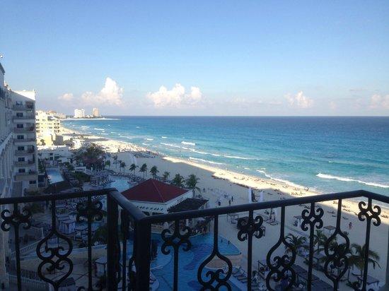Hyatt Zilara Cancun : Vista desde el piso 7 habitacion 732