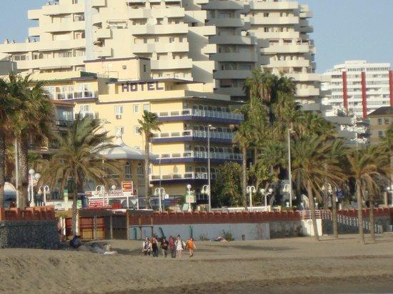 Las Arenas Hotel: Hotel