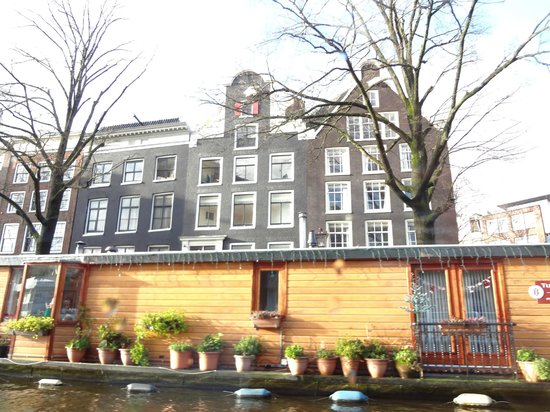 Herengracht: canal cruise