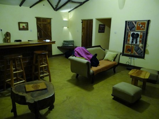 Kigongoni Lodge: Room.