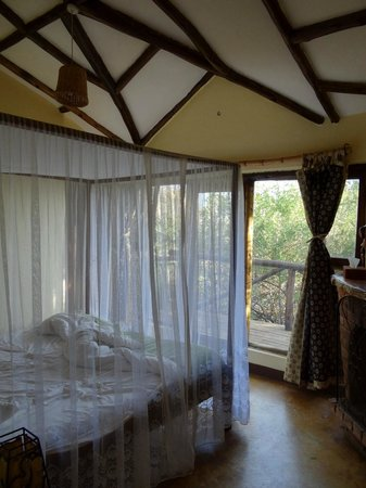 Kigongoni Lodge: Bedroom.