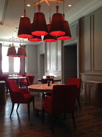Hotel Mont-Blanc: elegant design