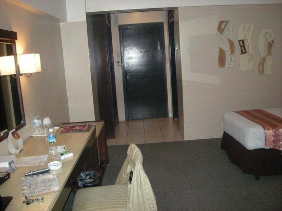 Cebu Grand Hotel : 広い