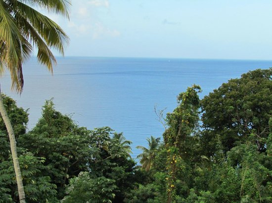 Stonefield Villa Resort: View from Jasmine