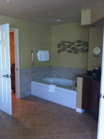 Sheraton Broadway Plantation Resort Villas: Main ensuite bedroom