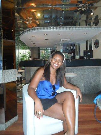Hotel Lafayette: Bar do hotel