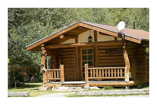THE OLD MILL LOG CABINS - UPDATED 2018 Prices & Hotel ...  Old Log Cabins Wyoming