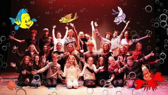Royal Hippodrome Theatre: Little Mermaid - A massive hit! 19 - 22 February 2014