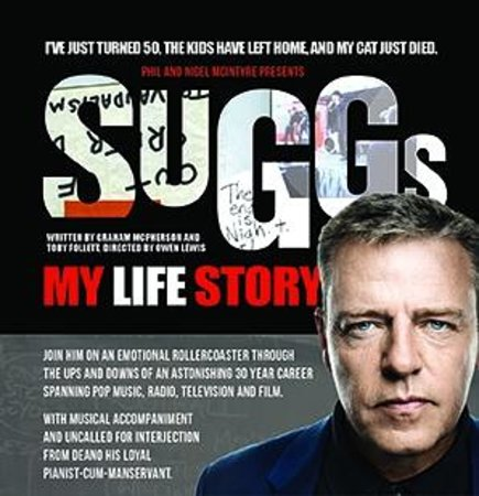 Royal Hippodrome Theatre: Legend - SUGGS from MADNESS comes to Eastbourne MAY 2014 - Now on sale!