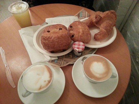 Amy's Bread : Fantastic breakfast