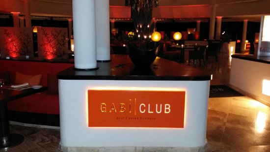 The Reserve at Paradisus Palma Real: Gabi Club