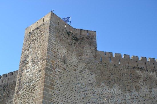 Castillo Templario de Fregenal de la Sierra: Castillo Templario