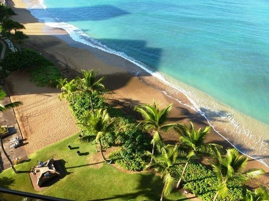 Sands of Kahana: View from unit #391
