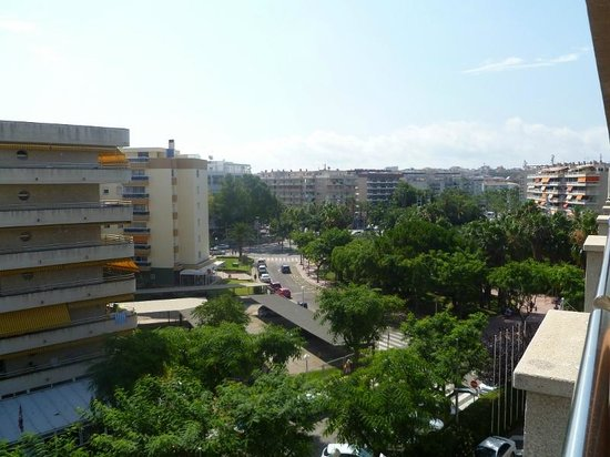 H10 Vintage Salou: View from our balcony
