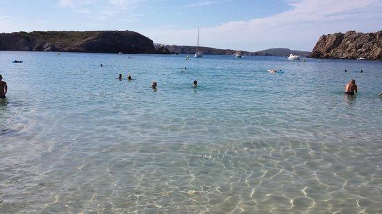 Club Hotel Aguamarina: beach