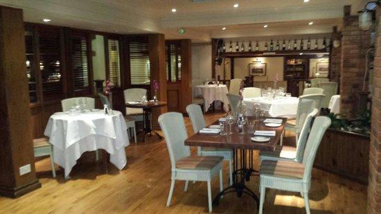 The WineGlass Restaurant