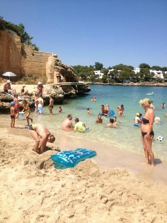 Blue Sea Club Martha's : Cala Egos Beach