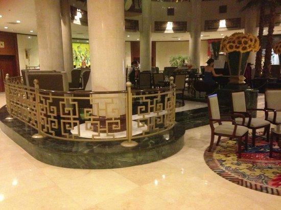 Jianguo Hotel Qianmen Beijing: Lobbyn