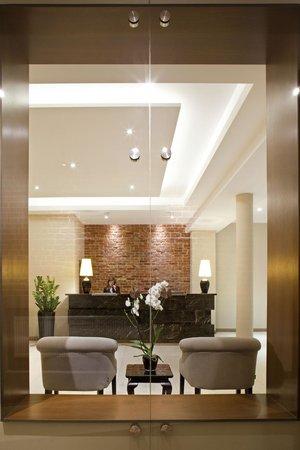 Metropolitan Boutique Hotel: Reception