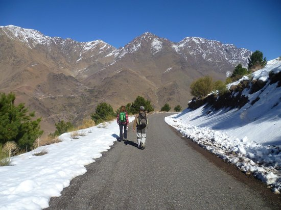 Toubkal Guide Day Tours: first day