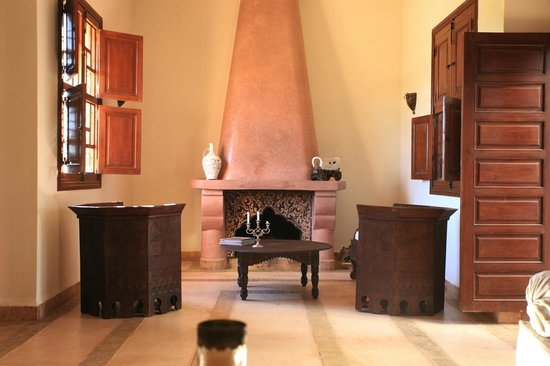 paysage de la maison photo de riad couleur sable marrakech tripadvisor. Black Bedroom Furniture Sets. Home Design Ideas