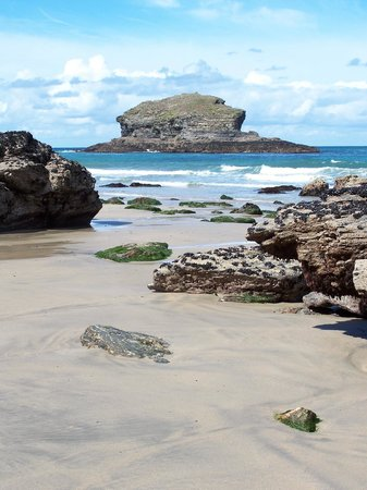 Gwel an Mor: Portreath beach