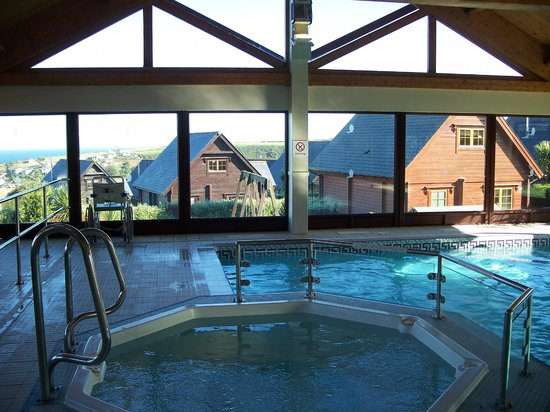 Gwel an Mor: Indoor pool